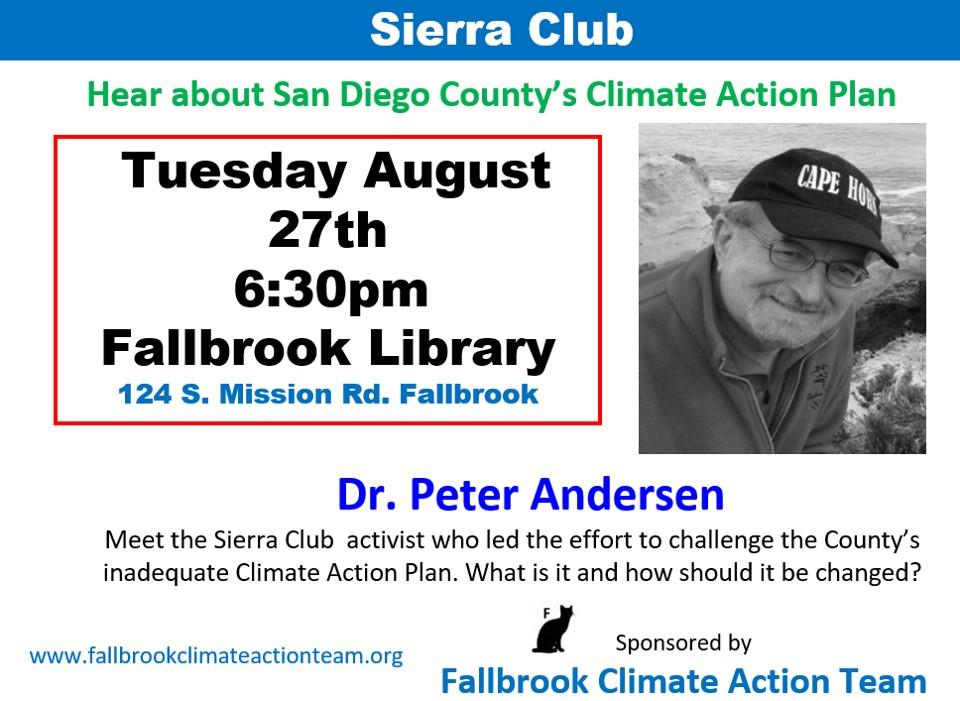 Sierra Club Flyer